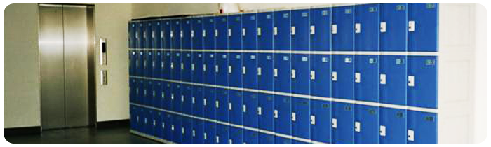 Product - Metal Coin Return Locker  - Rovindo Sukses Pratama